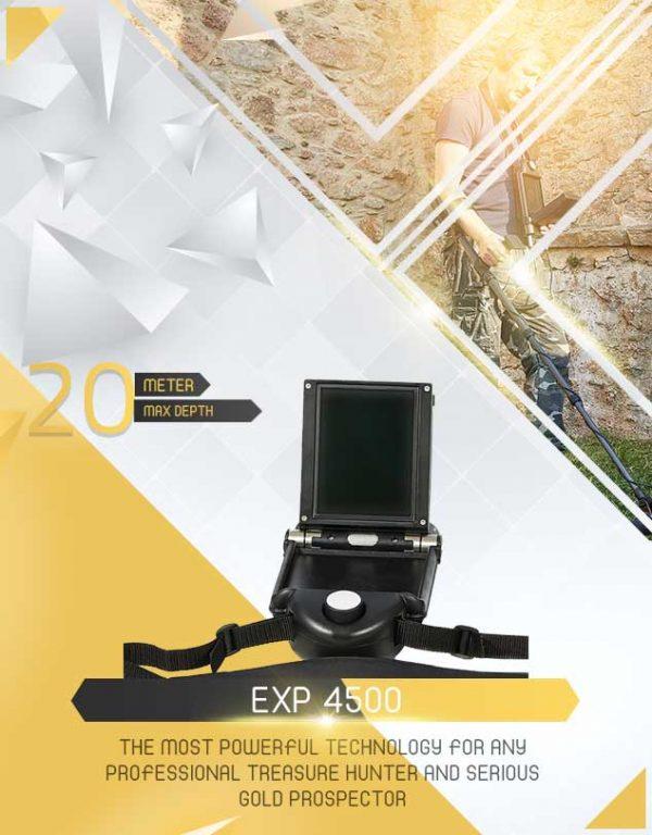 Détecteur EXP 4500 1