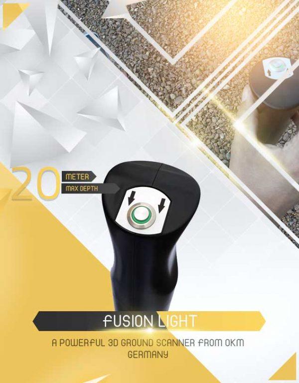 Détecteur Fusion Light 1