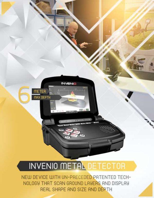 Invenio Metal Detector 1