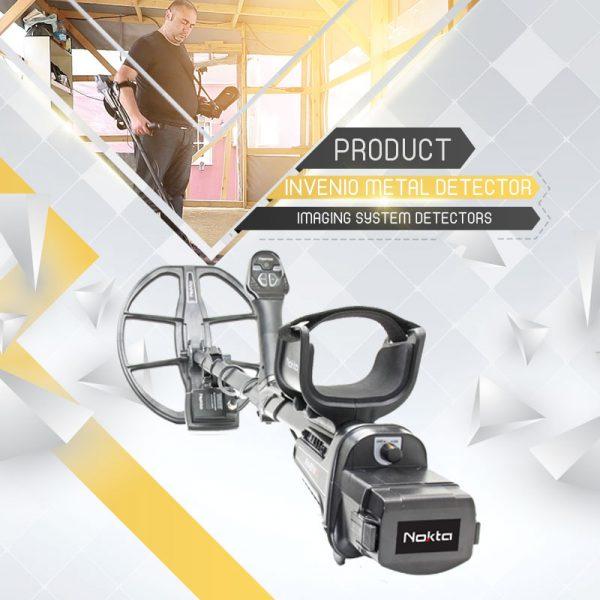 Invenio Metal Detector 2