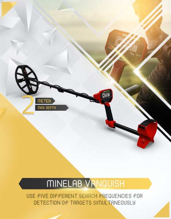 Minelab Vanquish 1