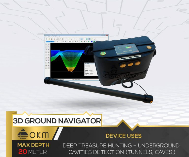3D Ground Navigator