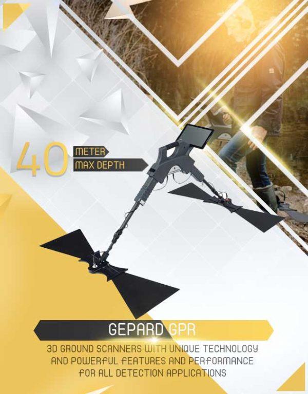 GEPARD GPR Dedektörü 1