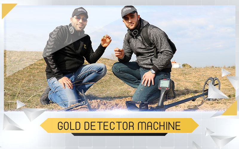 Gold Detector Machine