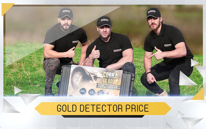 Gold Detector Price