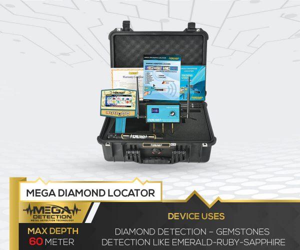 Mega Diamond Locator