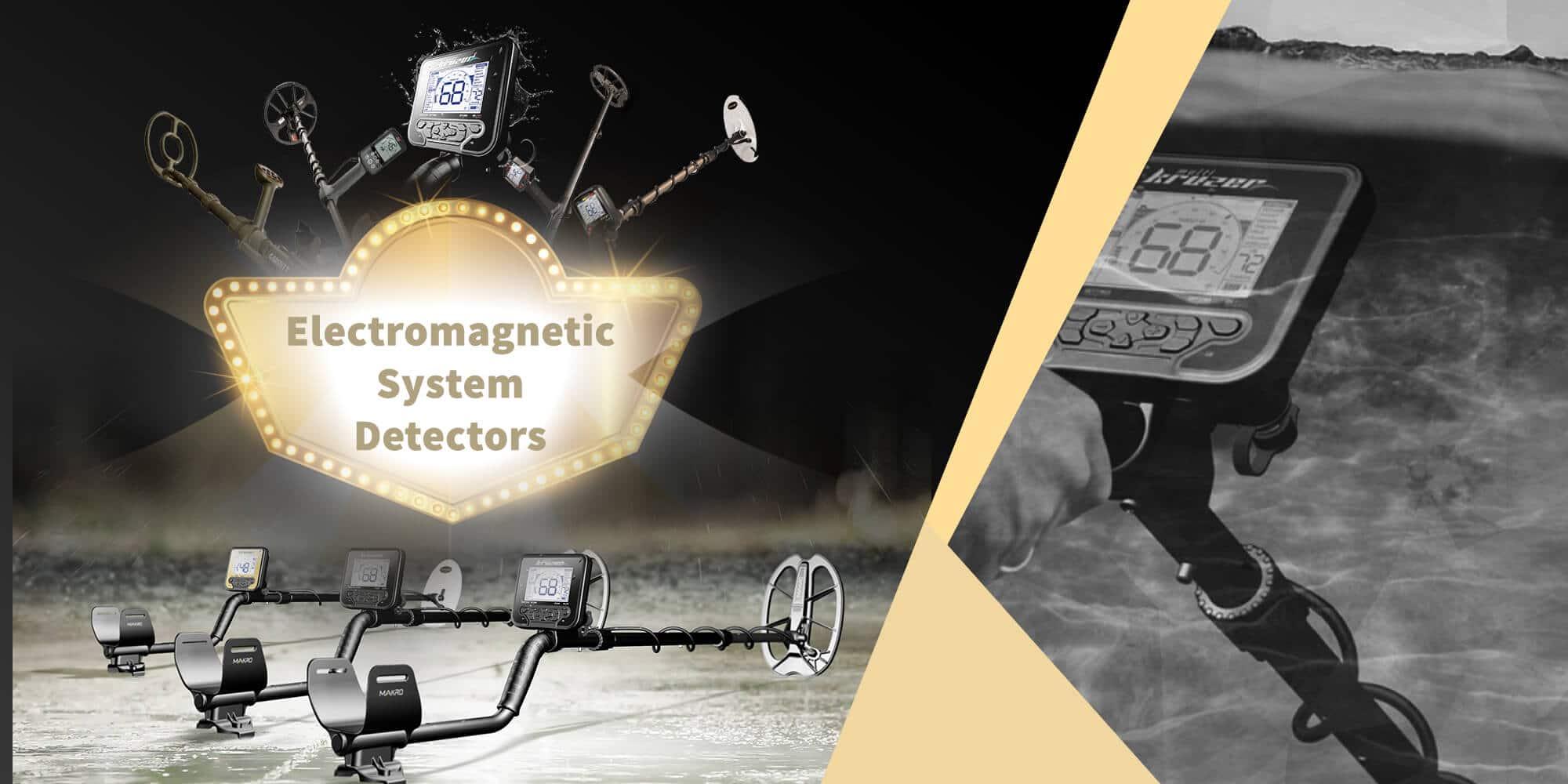 electromagnetic detectors