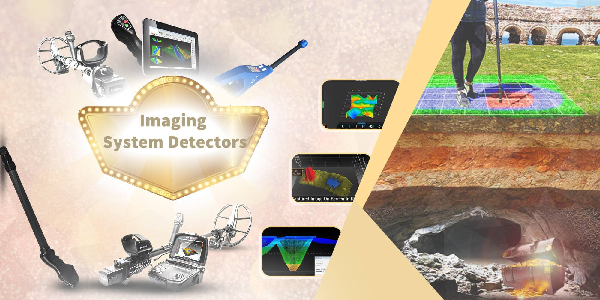 3D Imaging Metal Detectors