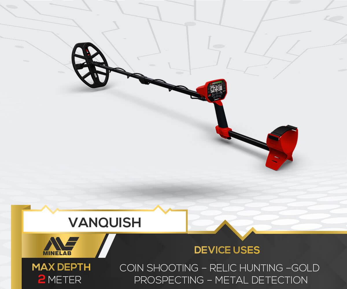 Minelab Vanquish