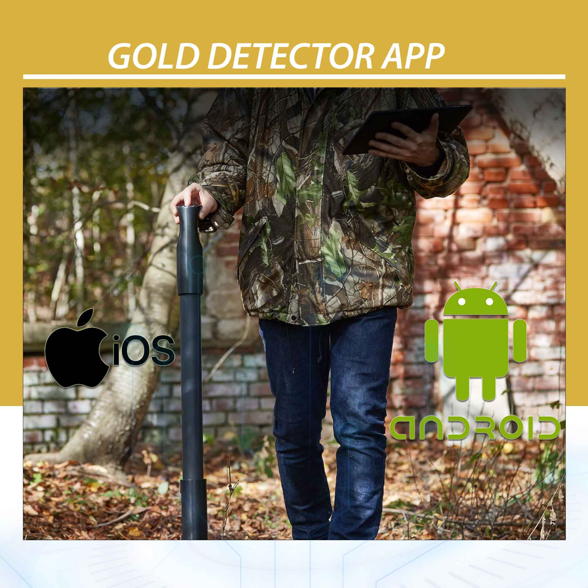 Gold Detector App