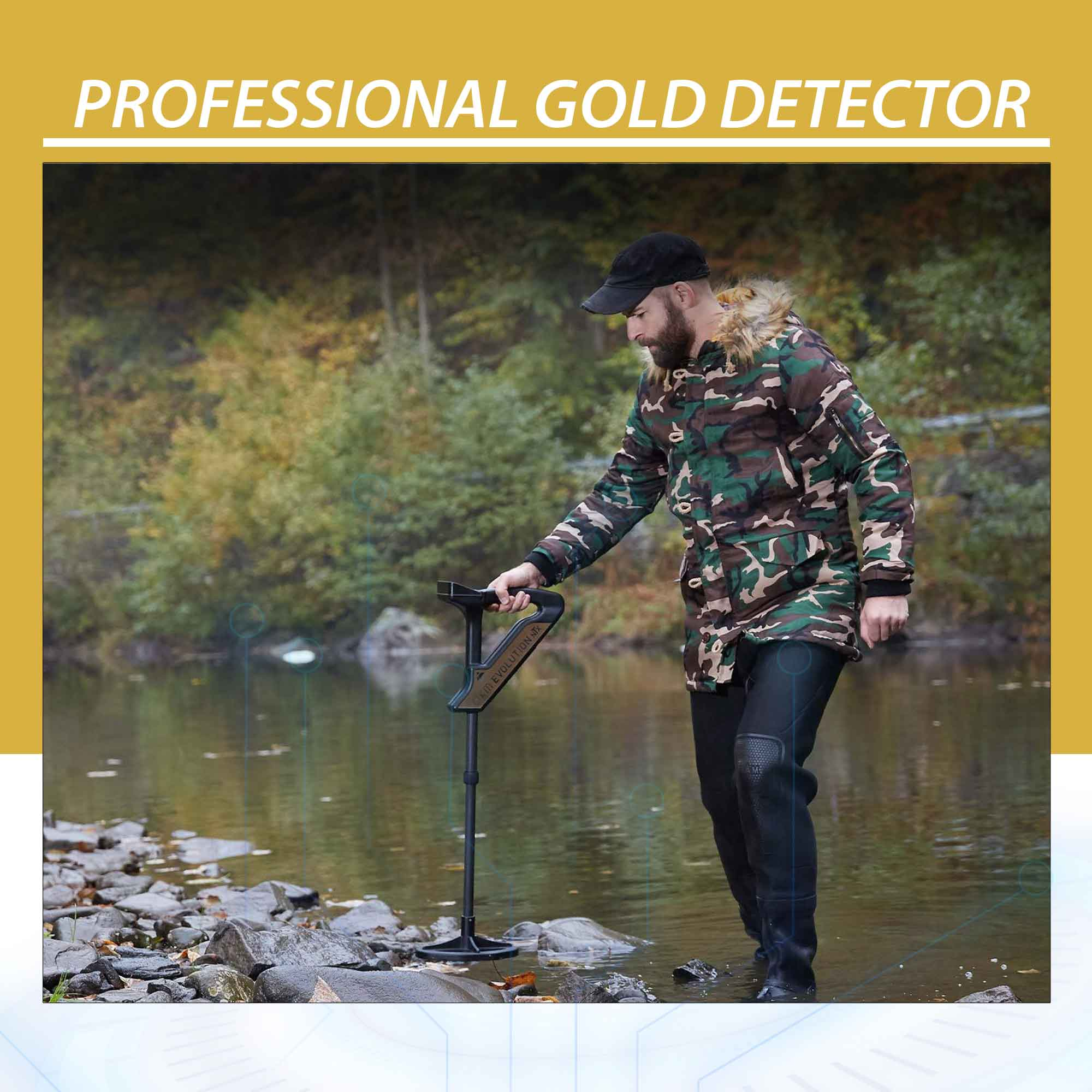 Professional Gold Detector