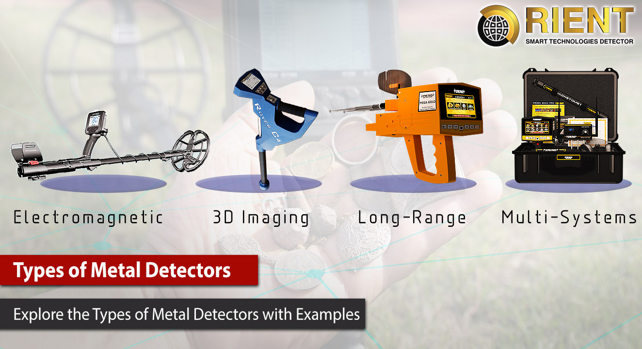 Types-Of-Metal-Detectors