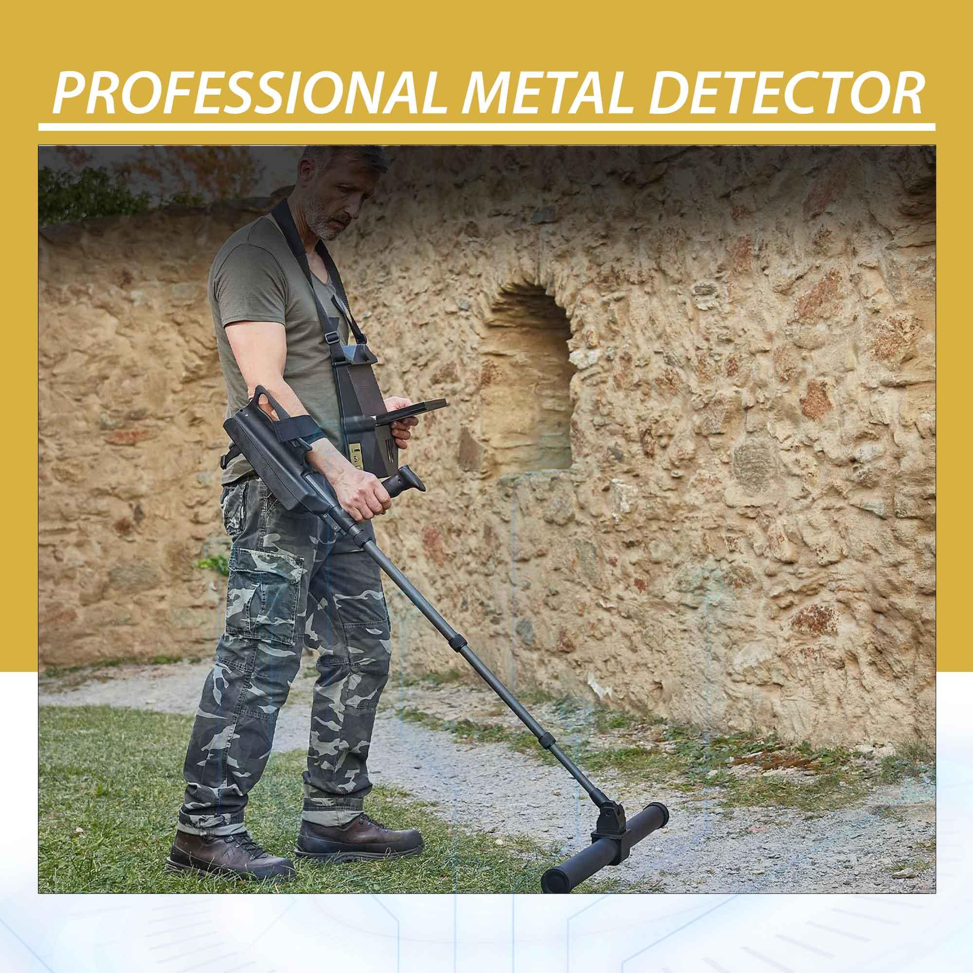 Professional Metal Detector