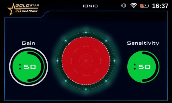 IONIC-RED