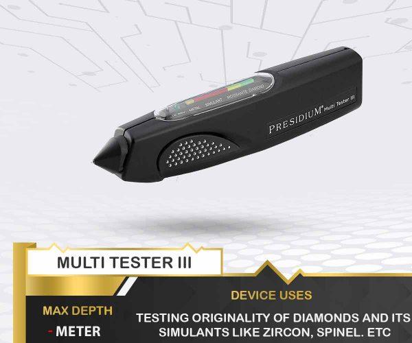 Presidium Multi Tester III