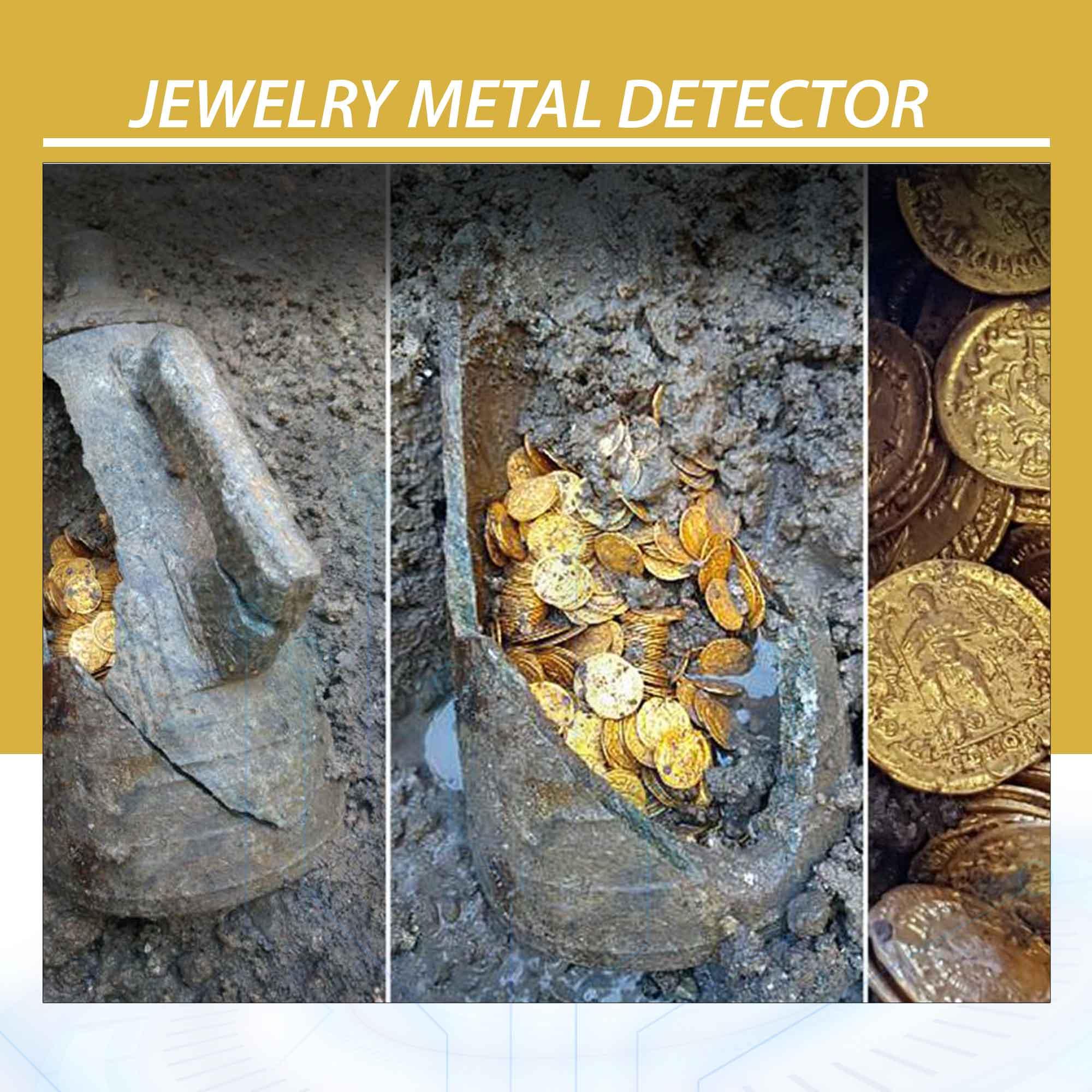 Jewelry Metal Detector