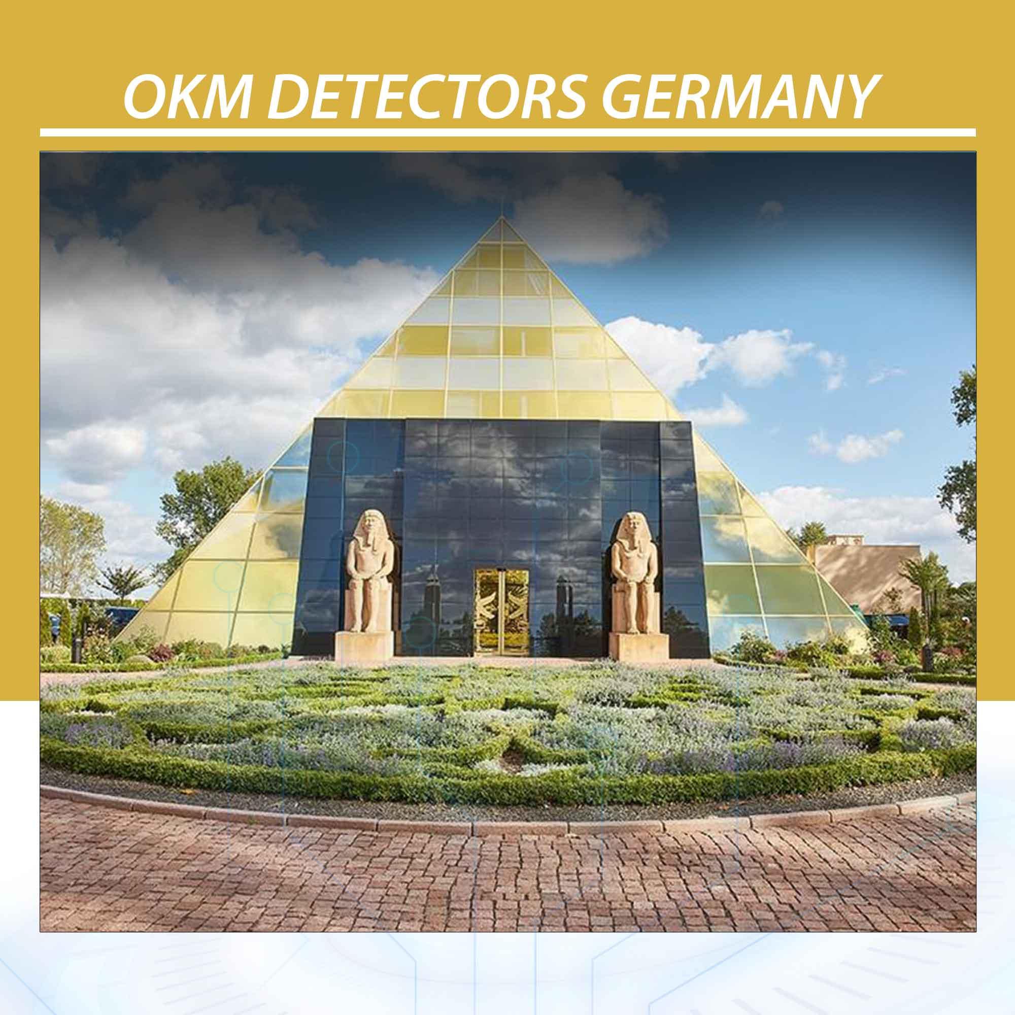 OKM Detectors Germany