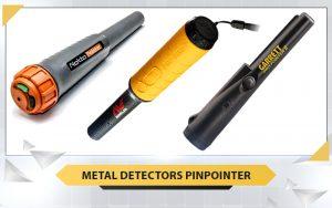Metal Detectors Pinpointer