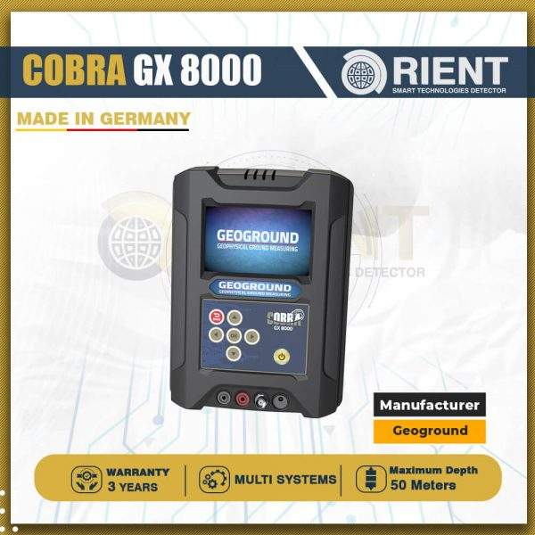 Cobra GX 8000