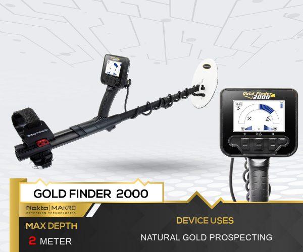 Gold Finder 2000