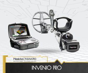 Invenio Metal Detector