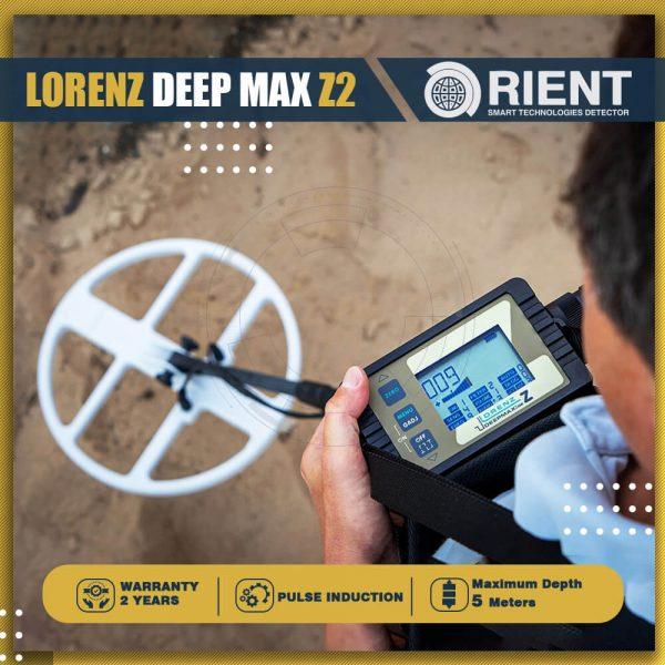 Lorenz Deep Max Z2