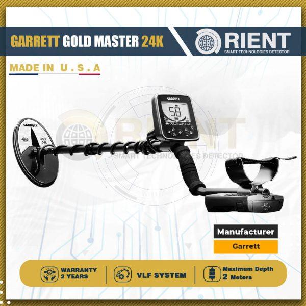 GARRETT-GOLD-MASTER-24K-device
