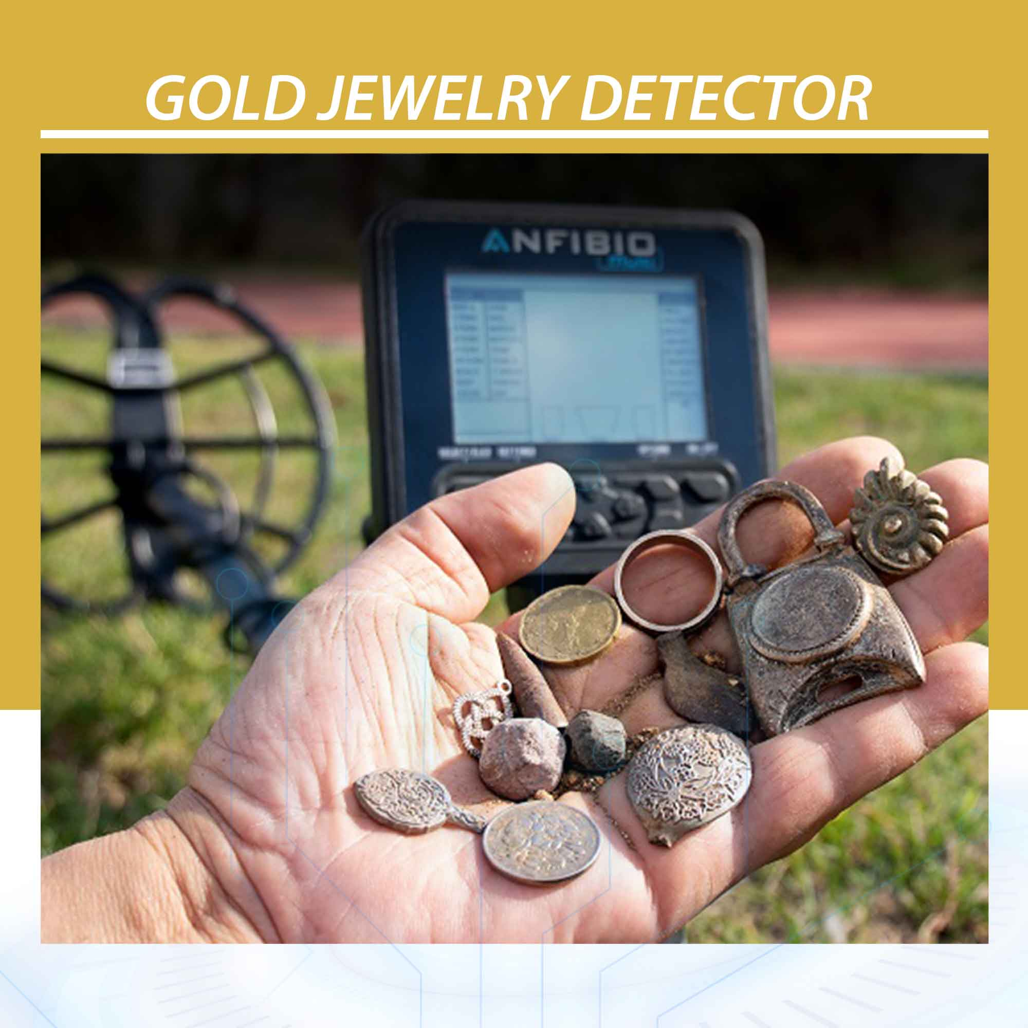 Gold Jewelry Detector
