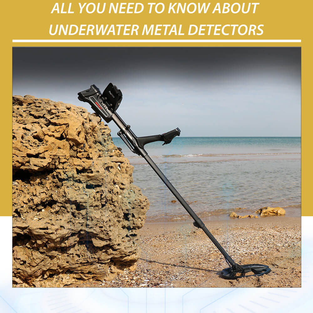All you need to know about underwater metal detectors