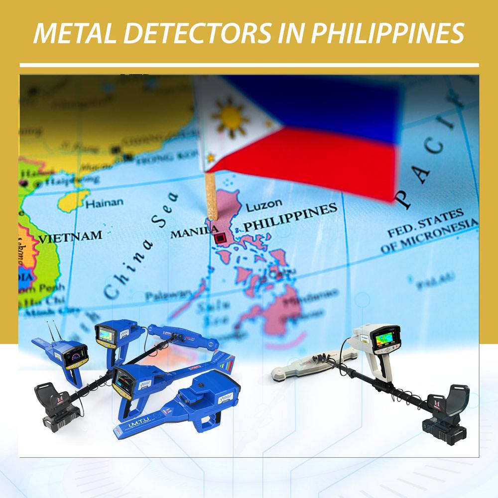 Metal Detectors in Philippines