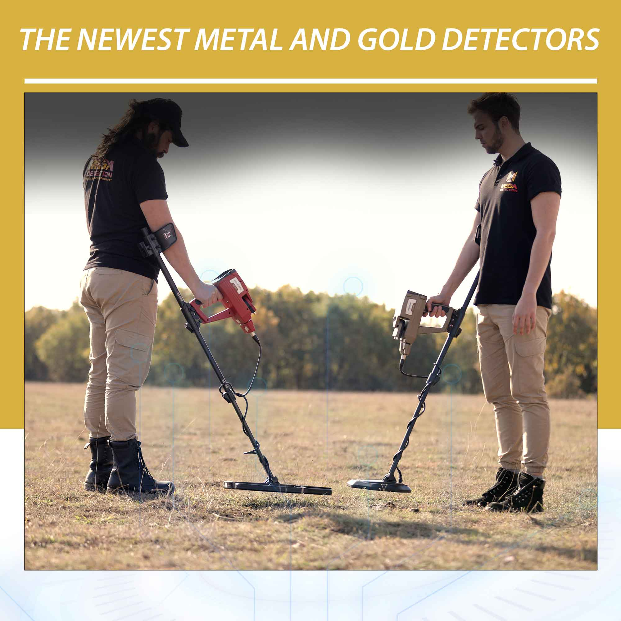 The newest metal and gold detectors 2021