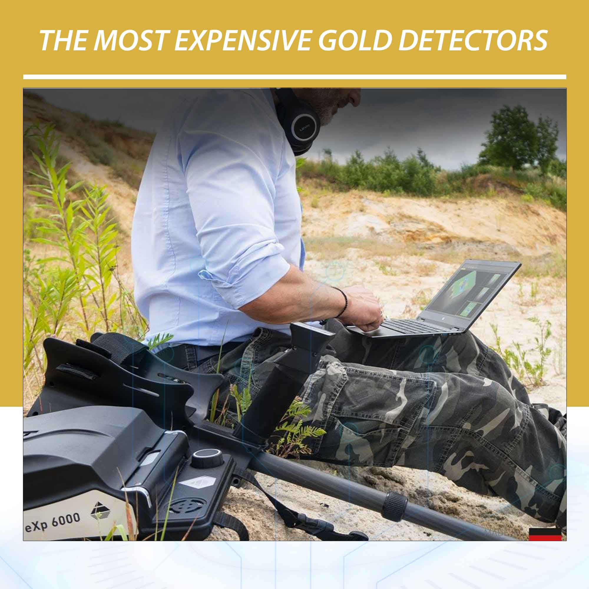 the most expensive gold detectors 2021